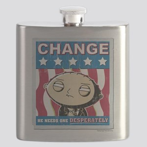Family Guy Stewie Change Flask