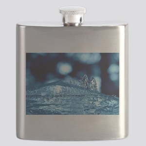 Ice Forest Flask