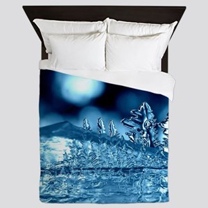 Ice Forest Queen Duvet