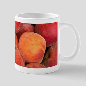 PEACHES 2 11 oz Ceramic Mug