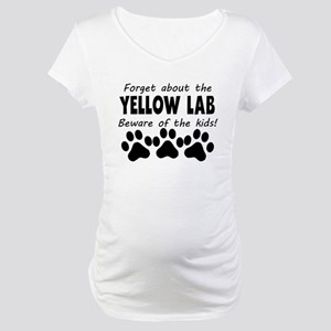 Forget About The Yellow Lab Beware Of The Kids Mat