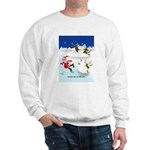 The Real War on Christmas Sweatshirt