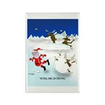 The Real War on Christm Rectangle Magnet (10 pack)