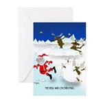The Real War on Christma Greeting Cards (Pk of 20)