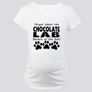 Forget About The Chocolate Lab Beware Of The Kids