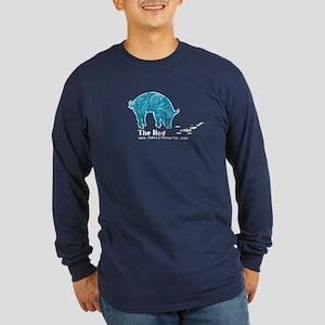 The Hog Long Sleeve Dark T-Shirt