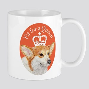 Fit for a Queen Mugs