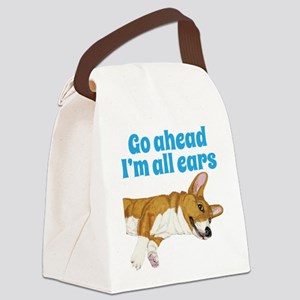 All Ears Canvas Lunch Bag