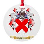 McKibbon Round Ornament