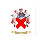 McKibbon Square Sticker 3