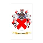 McKibbon Sticker (Rectangle 50 pk)