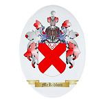 McKibbon Oval Ornament