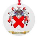 McKibben Round Ornament