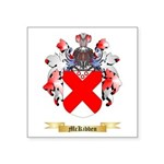 McKibben Square Sticker 3