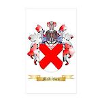McKibben Sticker (Rectangle 50 pk)