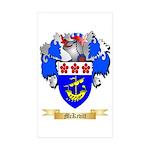McKevitt Sticker (Rectangle 50 pk)