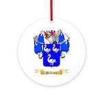 McKevin Round Ornament