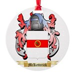 McKetterick Round Ornament