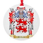 McKern Round Ornament