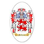 McKern Sticker (Oval 50 pk)