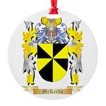 McKerlie Round Ornament