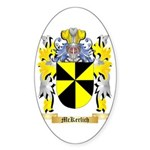 McKerlich Sticker (Oval 50 pk)