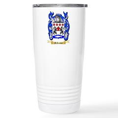 McKeown Stainless Steel Travel Mug