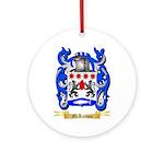 McKeown Round Ornament