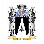 McKenrick Square Car Magnet 3