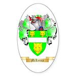 McKenna Sticker (Oval 50 pk)