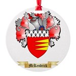 McKendrick Round Ornament