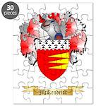 McKendrick Puzzle