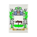 Mcken Rectangle Magnet (100 pack)
