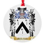 McKelloch Round Ornament