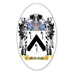 McKelloch Sticker (Oval 50 pk)