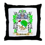 McKeich Throw Pillow