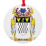 McKehilly Round Ornament