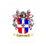 McKeehan Sticker (Rectangle 10 pk)