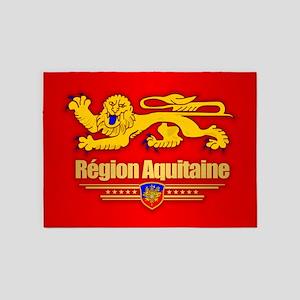 Aquitaine 5'x7'Area Rug