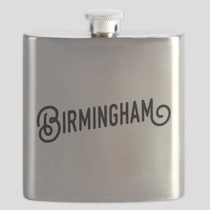 Birmingham, Alabama Flask