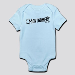 Montgomery, Alabama Infant Bodysuit