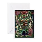 Starry Wisdom Greeting Cards (pk Of 10)