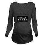 design Long Sleeve Maternity T-Shirt