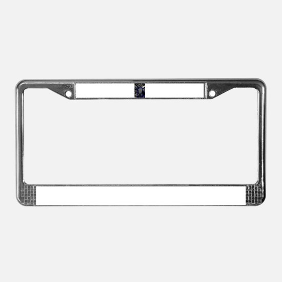 day of reckoning License Plate Frame