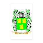 McKee Sticker (Rectangle 50 pk)