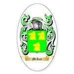 McKee Sticker (Oval)