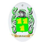 McKee Oval Ornament