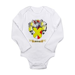 McKeag Long Sleeve Infant Bodysuit