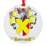 McKeag Round Ornament