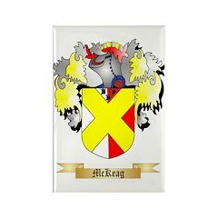 McKeag Rectangle Magnet (10 pack)